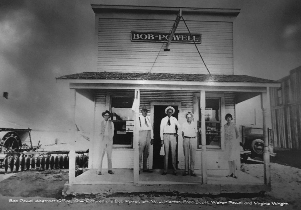 Bob Powell Inc Photo (front porch)